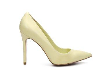 Туфлі човники Estro жовті ER00106813