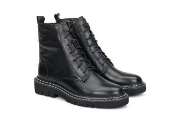 Ботинки женские демисезонные Estro чёрные ER00108057