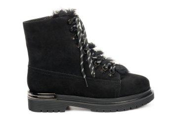 Ботинки зимние Estro чёрные er00106196
