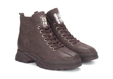 Ботинки зимние Estro коричневые er00106016