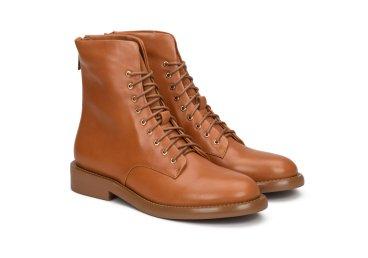 Ботинки женские демисезонные Estro коричневые ER00108056