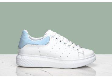 Кроссовки женские Estro белые ER00107259