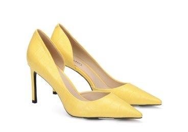 Туфли д'Орсе Estro желтые ER00107059