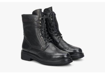 Черевики чорні зимові Estro ER00108256