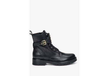Ботинки с кожаной подкладкой Angelo Bervicato ER00108806
