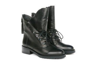 Ботинки женские estro чёрные ER00105405