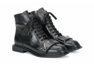 Ботинки демисезонные Estro чёрные ER00105851