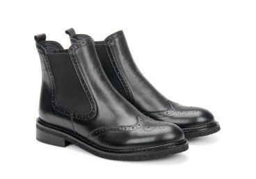 Ботинки челси Estro чёрные ER00106986