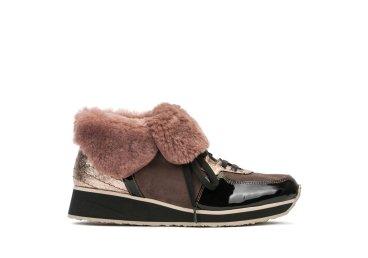 Ботинки зимние Marzetti коричневые ER00100448