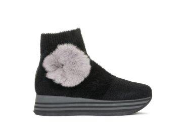 Ботинки демисезонные Marzetti чёрные ER00103671