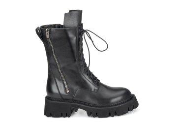 Ботинки женские демисезонные Estro чёрные ER00107933