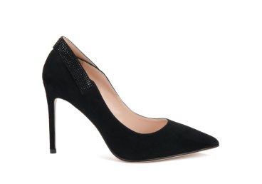 Туфли-лодочки estro чёрные ER00105511