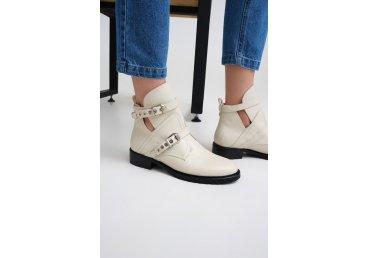 Ботинки с кожаной подкладкой Estro ER00108281
