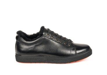Ботинки зимние estro чёрные ER00105586