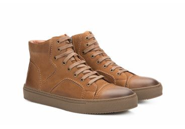 Ботинки мужские демисезонные Estro коричневые ER00105712