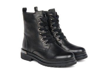 Ботинки женские estro чёрные ER00105468