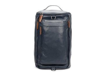 Сумка-рюкзак мужская Estro синяя ER00107356