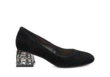 Туфли женские Estro чёрные ER00106503