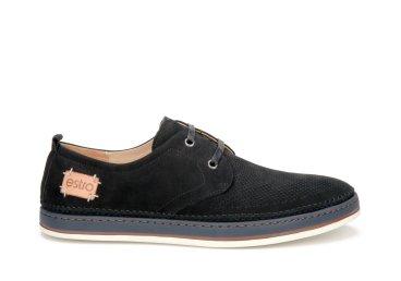 Туфли мужские Estro чёрные ER00107292