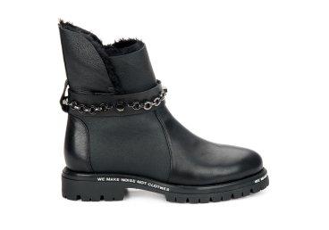 Ботинки зимние женские черные Estro ER00105670
