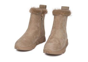 Ботинки женские estro бежевые ER00105539