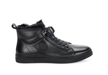 Ботинки мужские estro чёрные ER00105525