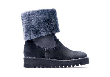 Ботинки зимние pertini чёрные ER00000197