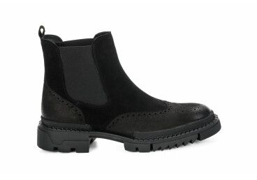 Ботинки мужские estro чёрные ER00105521