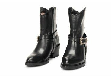 Ковбойки демисезонные Estro чёрные ER00106086