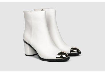 Ботинки демисезонные estro белые ER00105362