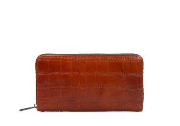 клатч мужской кожаный Estro коричневый ER00106071