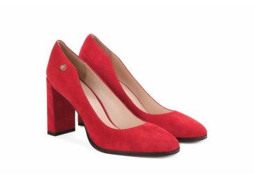 Туфли женские estro красные ER00105506