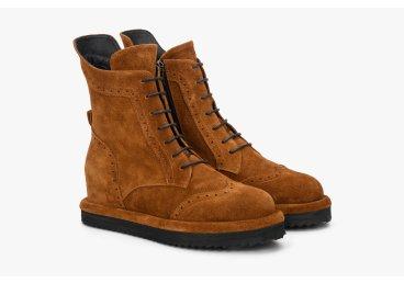 Ботинки рыжие Estro ER00108277