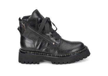 Ботинки женские демисезонные Estro чёрные ER00107924