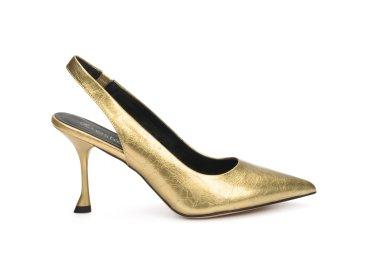 Слингбэки женские Estro золотистые ER00107055