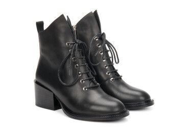Ботинки зимние Estro чёрные ER00106330