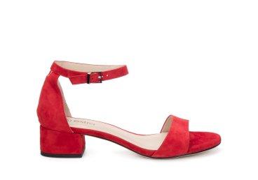 Босоножки женские Estro красные ER00107043