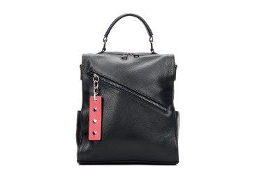 Рюкзак женский Estro чёрный ER00106350