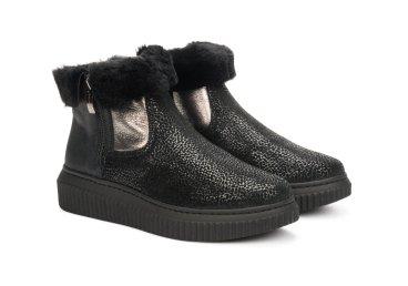 Ботинки зимние Marzetti чёрные ER00106345