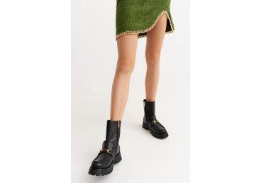 черевики чорні Estro ER00110264