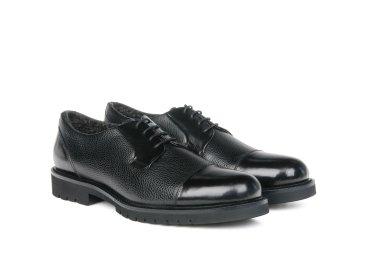 Туфли дерби estro чёрные ER00105430