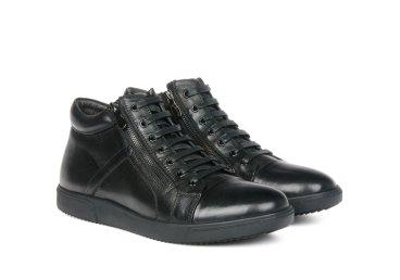 Ботинки зимние estro чёрные ER00105435