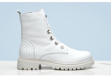 Ботинки женские Estro белые ER00108005