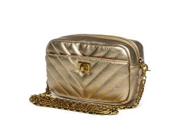 Сумка mini bag золотистая Estro er00105154
