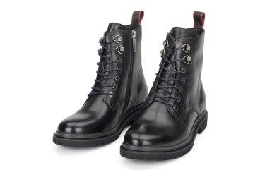 Ботинки женские демисезонные Estro чёрные ER00107920