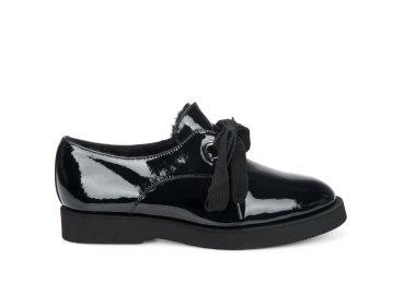 Туфли зимние Estro чёрные ER00106203