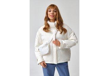 Куртка белая Estro ER00109090