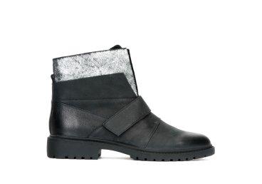 Ботинки демисезонные Estro чёрные ER00102060