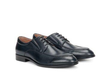 Туфли дерби Estro тёмно-синие ER00106676