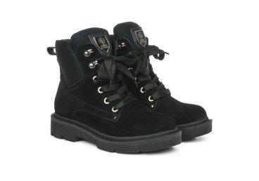 Ботинки женские estro чёрные ER00105404